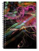 Speed. Spiral Notebook