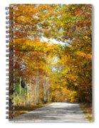 Speed Limit 25 Mph Spiral Notebook