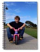 Speed Racer Spiral Notebook