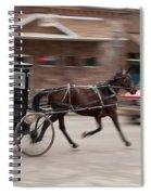 Speeding 3271 Spiral Notebook