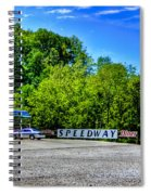 Speedway Diner Spiral Notebook