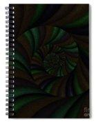 Spellbinding V Spiral Notebook