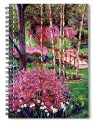 Spellbound Color Impressions Spiral Notebook