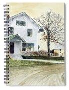 Sperry Homestead Spiral Notebook
