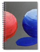 Spherical Spiral Notebook