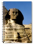 Sphinx Spiral Notebook
