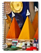 spices of Morocco Spiral Notebook