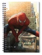 Spider-man 2 Spiral Notebook
