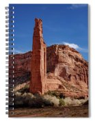 Spider Rock Spiral Notebook