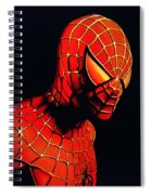 Spiderman Spiral Notebook