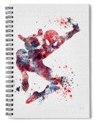 Spidey Spiral Notebook