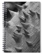 Spikey Thorny Tree Spiral Notebook