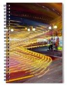 Spin Until Dizzy Spiral Notebook