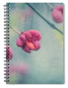 Spindle Tree Spiral Notebook