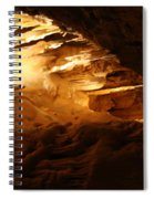 Spindles II - Cave Spiral Notebook