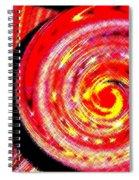 Spinoff Spiral Notebook