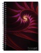 Spira Mirabilis Spiral Notebook