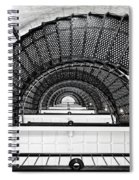 Spiral Ascent Spiral Notebook
