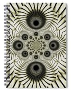 Spiral Eyes Spiral Notebook