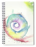 Spiral Of Emotions Spiral Notebook