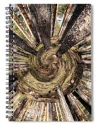 Spiral Of Forest Spiral Notebook