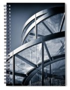 Spiral Staircase Spiral Notebook