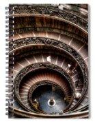 Spiral Staircase No1 Spiral Notebook