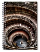 Spiral Staircase No2 Spiral Notebook