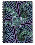 Spiral Staircases Spiral Notebook