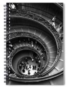 Spiral Stairs Horizontal Spiral Notebook