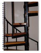 Spiral Stairs Spiral Notebook