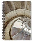 Spiral Stairway Spiral Notebook