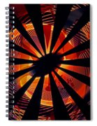 Spiral To Infinity Spiral Notebook