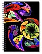 Spiral Toucan Spiral Notebook