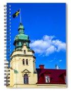 Spires Of Kalmar Spiral Notebook