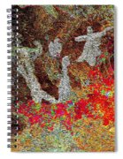 Spirit Dance Spiral Notebook