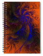 Spirit Dancer Spiral Notebook