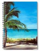 Spirit Healer Spiral Notebook