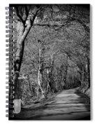 Spirit In The Woods.  Spiral Notebook