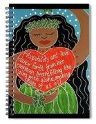 Spirit Of Aloha Spiral Notebook