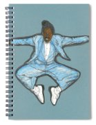 Spirit Of Cab Calloway Spiral Notebook