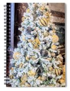 Spirit Of Christmas Spiral Notebook