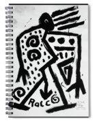 Spirit Of Man Spiral Notebook