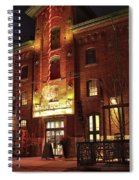 Spirit Of York Spiral Notebook