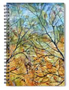 Spirit Trees 7 Spiral Notebook