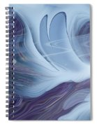 Spirit World Spiral Notebook