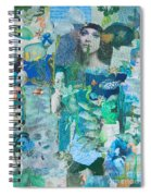 Spirits Of The Sea Spiral Notebook