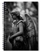 Spiritual Contemplation Spiral Notebook