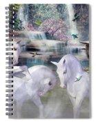Spiritual Harmony Spiral Notebook