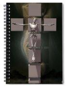 Spiritual Prototype Artificial Spiral Notebook